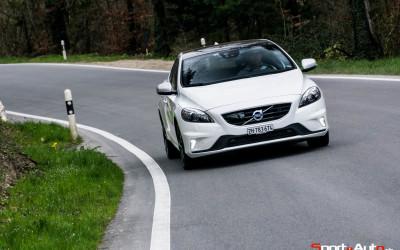 ESSAI VOLVO V40 T5 R-DESIGN - Sport-Auto.ch