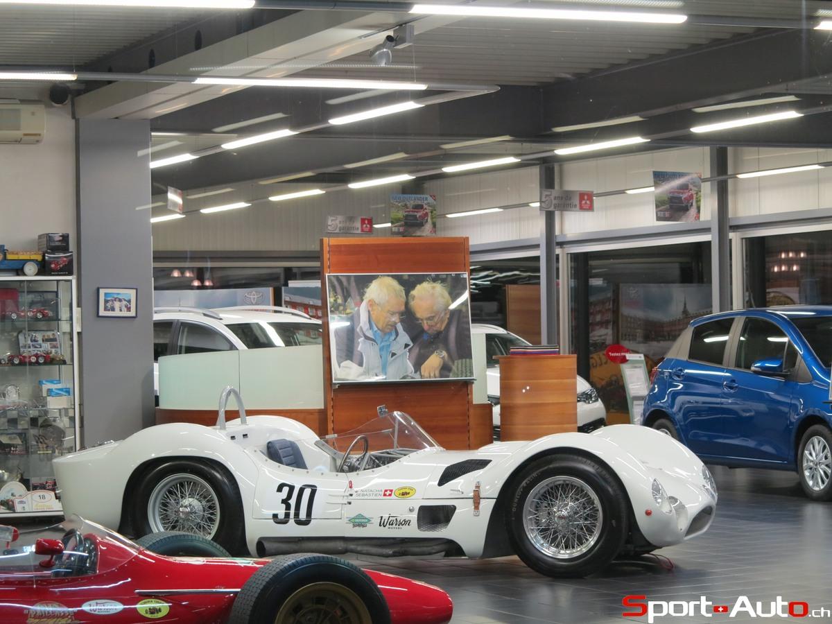 Le conte de no l de la scuderia cegga sport for Garage autosport le portel