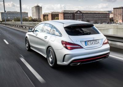 Die Mercedes-Benz Kompaktwagenfamilie: Erfolgsfaktor Vielfalt