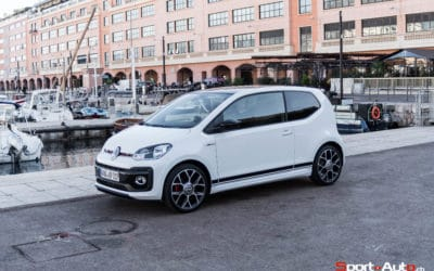 ESSAI VW UP! GTI – PRIME TIME !