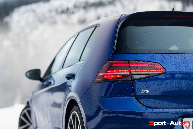 ESSAI VW GOLF R 2018 - Sport-Auto.ch