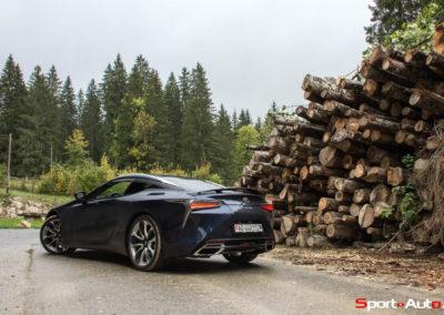 Essai Lexus LC500 Sport+-60