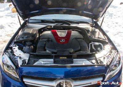 Mercedes AMG C43 Coupé