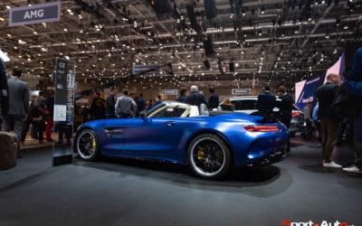 GENÈVE 2019 – MERCEDES-AMG GT R ROADSTER