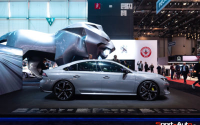 GENÈVE 2019 – PEUGEOT 508 SPORT ENGINEERED