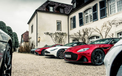 ROADTRIP – AU VOLANT DES COUPÉS ASTON MARTIN