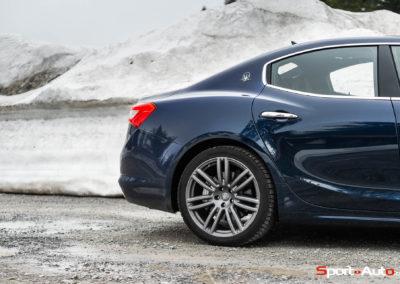 Maserati Ghibli SQ4 GranLusso -6
