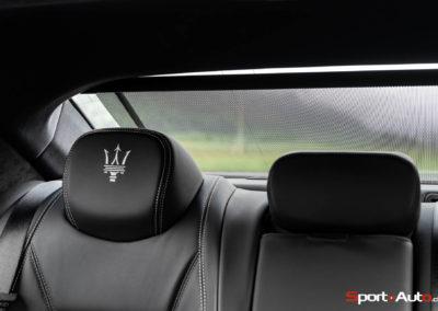 Maserati Ghibli SQ4 GranLusso -80