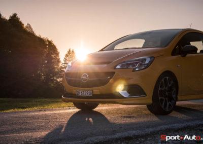Opel Corsa GSi -22