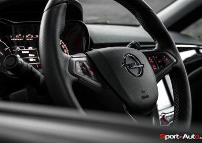 Opel Corsa GSi -100 - Essai