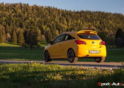 Opel Corsa GSi -6