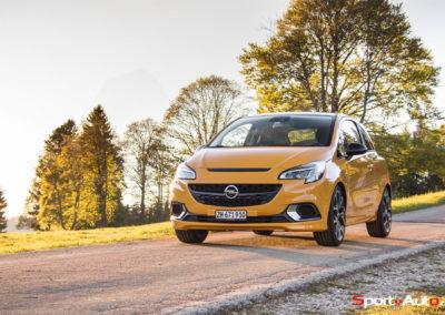 Opel Corsa GSi -9
