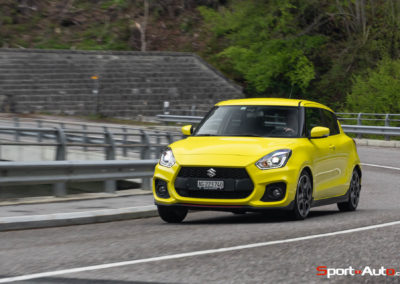 Suzuki Swift Sport -14