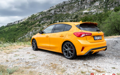 ESSAI FORD FOCUS ST MY2019 – PRIME TIME !