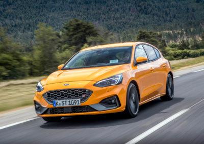 Ford Focus ST 2019 presse -16