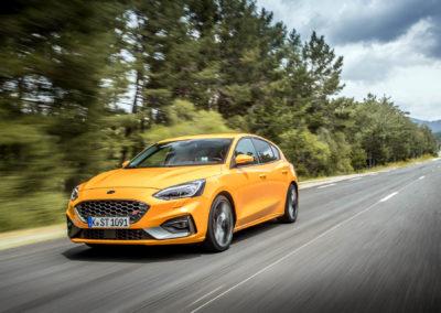 Ford Focus ST 2019 presse -17