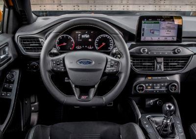 Ford Focus ST 2019 presse -29