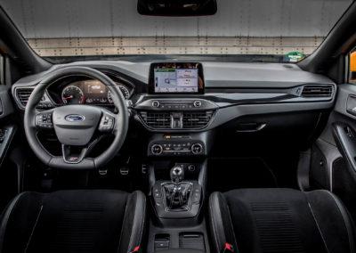 Ford Focus ST 2019 presse -30