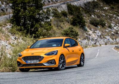 Ford Focus ST 2019 presse -9
