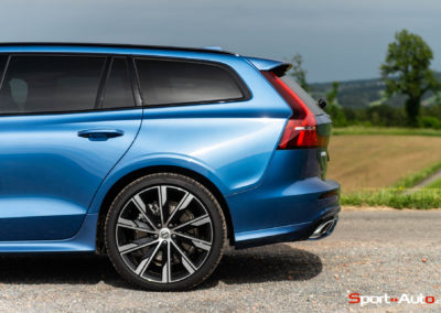 Volvo V60 T8 Twin Engine -36