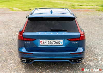 Volvo V60 T8 Twin Engine -37
