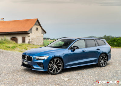 Volvo V60 T8 Twin Engine -43