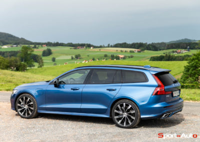 Volvo V60 T8 Twin Engine -45