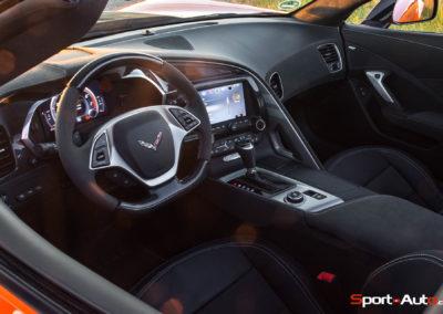 Chevrolet Corvette Grand Sport Final Edition -18