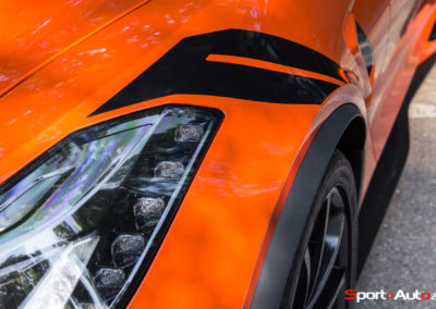 Chevrolet Corvette Grand Sport Final Edition -30