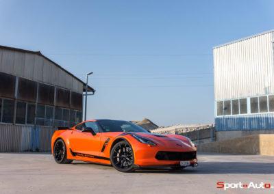 Chevrolet Corvette Grand Sport Final Edition -44