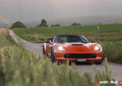 Chevrolet Corvette Grand Sport Final Edition -45