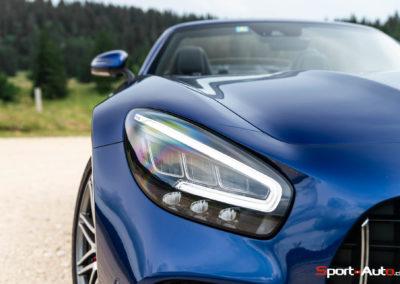 AMG GT C Roadster -7