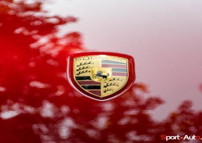 Porsche 911 992 Carrera Gilles -23