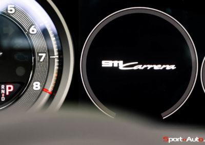 Porsche 911 992 Carrera Gilles -37