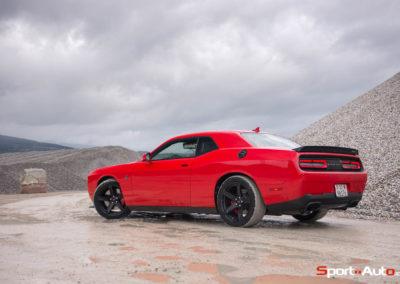 Dodge Challenger SRT Hellcat -19