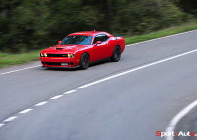 Dodge Challenger SRT Hellcat -32