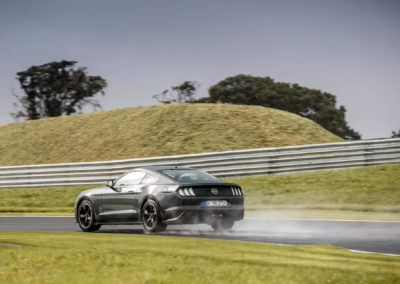 Ford GT Mustang Bullit Presse -10