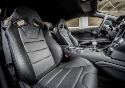 Ford GT Mustang Bullit Presse -2