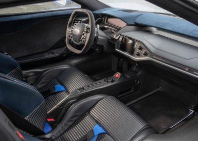 Ford GT Mustang Bullit Presse -3