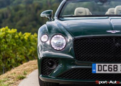 Bentley Continental GTC W12 Seb -50