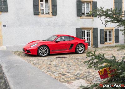 Porsche 718 Cayman T -15