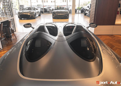 Aston Martin V12 Speedster Showroom -38