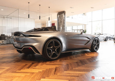 Aston Martin V12 Speedster Showroom -39