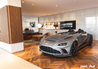 Aston Martin V12 Speedster Showroom -42