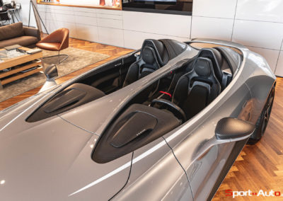 Aston Martin V12 Speedster Showroom -43