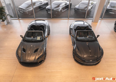 Aston Martin Vantage Roadster Showroom -23