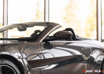 Aston Martin Vantage Roadster Showroom -3