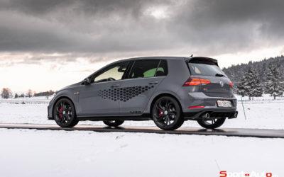 ESSAI VW GOLF 7 GTI TCR