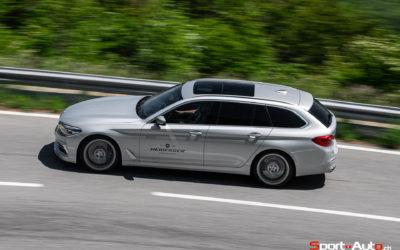 ESSAI BMW ALPINA B5 BITURBO TOURING