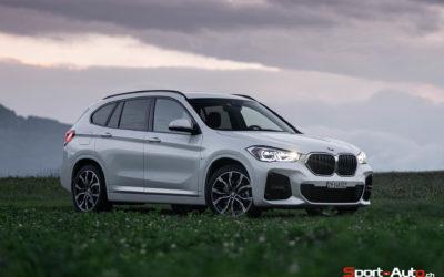 ESSAI BMW X1 xDrive 25e M SPORT
